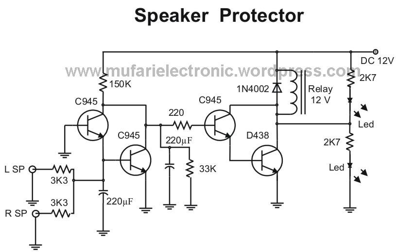 speaker protector