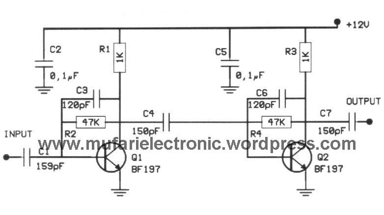 rf schematic