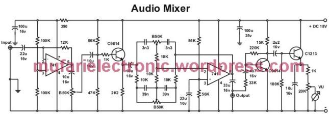 Audio Mixer copy