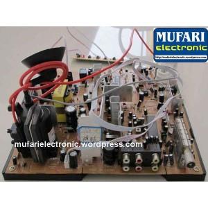 Mesin TV China Mufarielectronic