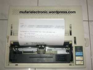 Printer LX-800