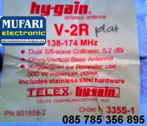 Telex HyGain V2R-2