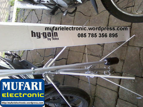 Antena Telex HyGain V2R | ..:: MUFARI ELECTRONIC