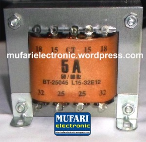 BIG 5A Transformator 1