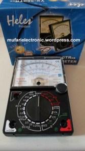 HELES YX-360TRB Multimeter AVOMeter
