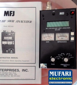 MFJ 269 SWR Analyzer