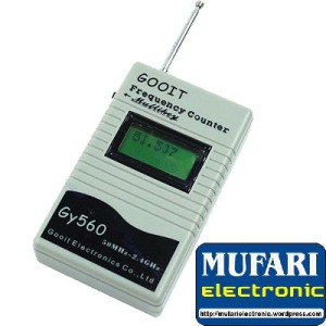 GY-560 Frequency Counter & Field Strength meter